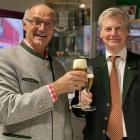 Bier und Kaffee Sponsoren